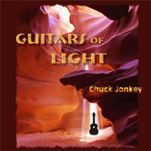 CD Cover: Guitars of Light