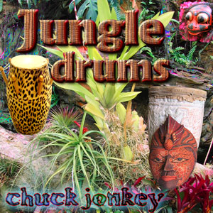 Jungle Drums CD Cover