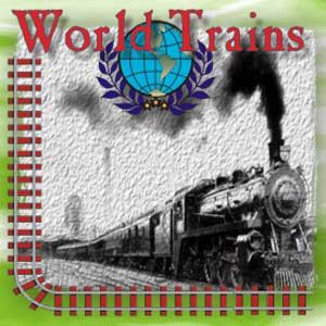 World Trains - Chuck Jonkey